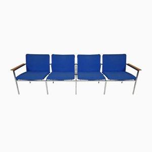 Modernes Vintage 4-Sitzer Sofa von Sigvard Benadotte