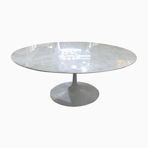 Marble Cocktail Table by Eero Saarinen for Knoll, 1960s