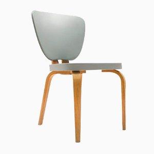 Mid-Century German Plywood Chair