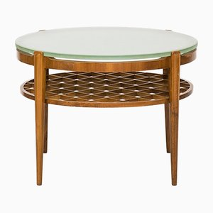 Table Basse Mid-Century de Bodafors, Scandinavie, 1940s-1950s