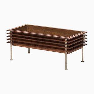 Tavolino floreale Mid-Century di Troeds, Scandinavia, anni '60