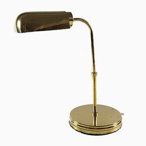 Lámpara de escritorio vintage, años 40