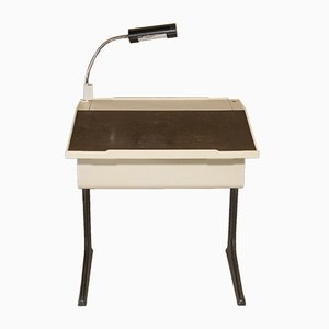 Writing Desk by Luigi Colani for Flötotto, 1970s