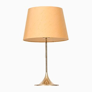 Model B-024 Mid-Century Table Lamp from Bergbom, 1950s