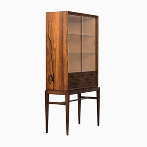Mid-Century Swedish Cabinet & Vitrine by Svante Skogh for Seffle Möbelfabrik, 1960s