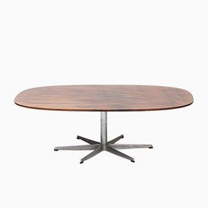 Tavolino da caffè Mid-Century di Arne Jacobsen per Fritz Hansen, anni '60