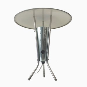 Lámpara de mesa Sputnik Mid-Century moderna, años 50