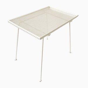 Mid-Century Modern Side Table by Vereinitgte Werkstätten Collection