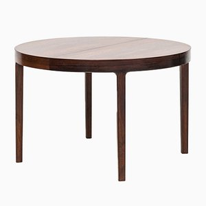 Mid-Century Rosewood Dining Table by Ole Wanscher for A.J. Iversen