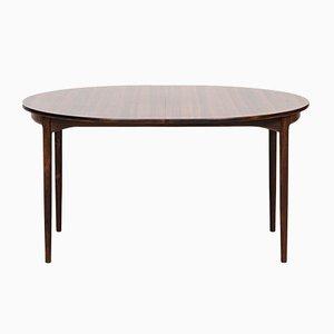 Tavolo da pranzo Mid-Century di Ib Kofod-Larsen per Seffle möbelfabrik