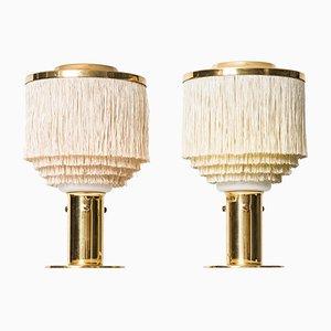 Lampes de Bureau Modèle B-145 par Hans-Agne Jakobsson, Set de 2