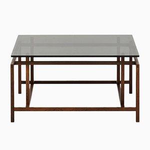 Tavolino da caffè di Henning Nørgaard per Komfort, anni '60