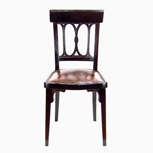 Nr. 359 Viennese Bentwood Chair from J & J Kohn, 1900s