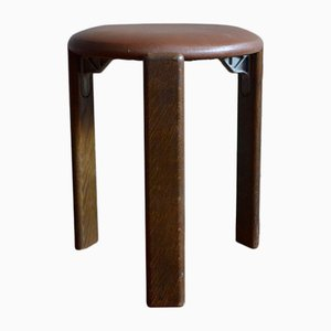 Vintage Stool by Bruno Rey for Dietiker