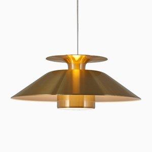 Lámpara colgante escandinava, años 60