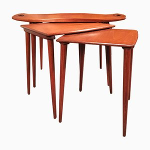 Tables Gigognes Vintage par Jens Quistgaard
