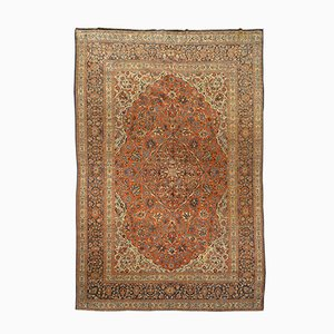 Antique Rug with a Classic Middle Eastern Design, 1900s