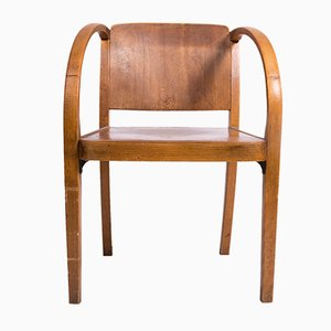 Sedia in legno curvato di Thonet, anni '60