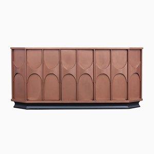 Copper Brutalist Sideboard