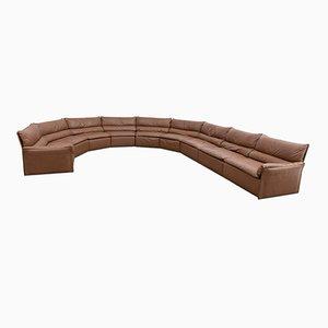 Modernes Modulares Queening Sofa von Saporiti, 1960er
