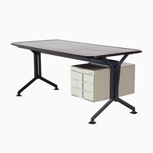 Arco Schreibtisch von Studio BBPR für Olivetti, 1963