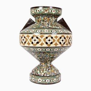 Vase en Céramique par Jean Gerbino, 1950s
