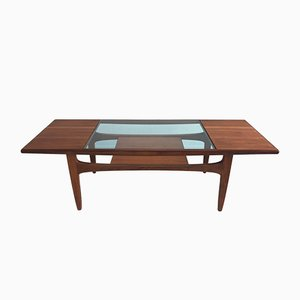 Mid-Century Teak Coffee Table from G-Plan, 1960s