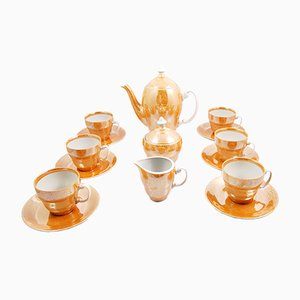 Coffee Set from Wloclawek, 1970s