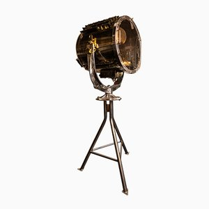 Vintage Suez Canal Search Light
