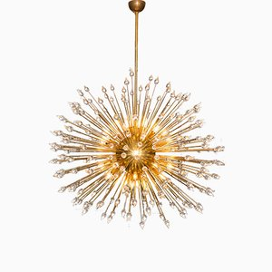 Large Vintage Model Reggia Sputnik Chandelier