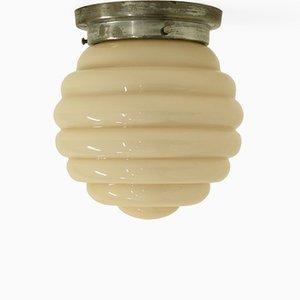 Lámpara de pasillo noruega funcionalista, años 50