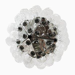 Lampada da soffitto modello Taraxacum 88 di Achille Castiglioni per Flos, anni '70