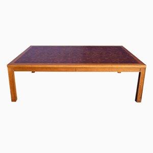 Table Basse en Teck par Rolf Middelboe & Gorm Christensen pour Tranekaer Furniture, 1970s