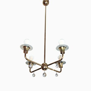 Vintage Art Deco Ceiling Light