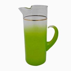 Jarra verde, años 50