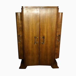French Mid-Century Multifunctional Cabinet