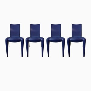 Chaises Louis 20 par Philippe Starck pour Vitra, 1990s, Set de 4