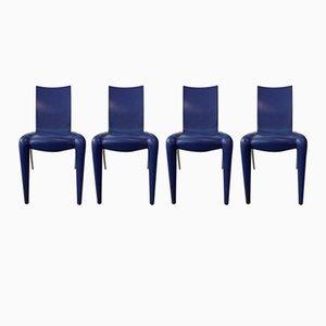 Sedie Luigi 20 di Philippe Starck per Vitra, set di 6