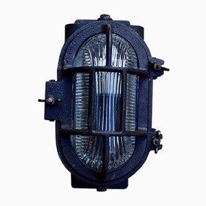 Lámpara de pared giratoria vintage
