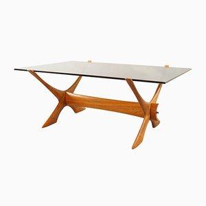 Table Basse Condor Vintage par Fredrik Schriever-Abeln pour Örebro Glas