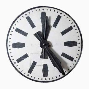 Vintage Church Clock Face