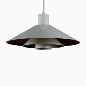 Lámpara colgante Trapez vintage de Christian Hvidt para Nordisk Solar Compagni