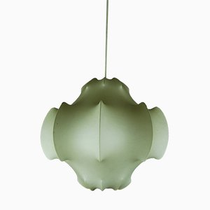 Lámpara colgante Cocoon Viscontea de Achille Castiglioni para Flos, años 60