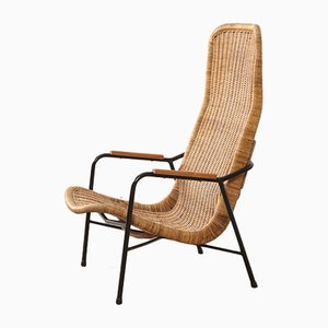 Vintage 514A Lounge Chair by Dirk van Sliedregt for Gebr. Jonkers