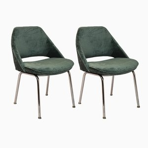 Armchairs by Egon Eiermann for Wilde & Spieth, 1978, Set of 2