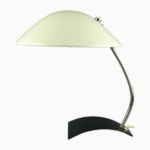 Lámpara de mesa modelo 6840 Mid-Century de Kaiser Leutchen, años 50