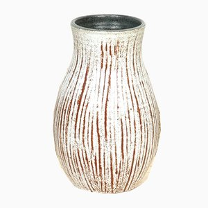 Mid-Century Ceramic Vase from Accolay