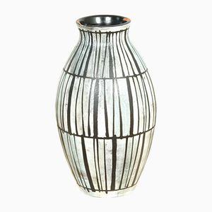 Mid-Century Ceramic Vase by Gustav Spörri for Ziegler Schaffhausen