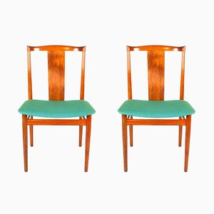 Chairs by Henning Sørensen for Danex, 1960s, Set of 2