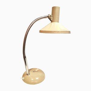Lámpara articulada en beige, años 60